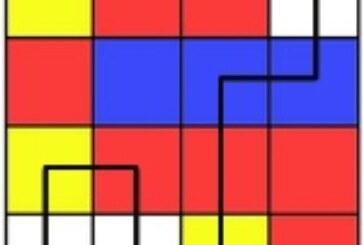 تمرین شماره 2: مربعهای رنگی
